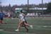 """En route to her second goal of the night, Ragen Finklea, sophomore, leads the team to victory on Tuesday against St. Mary's high school. Finklea plays club lacrosse when the high school season is off, helping her land a spot on varsity for the second year in a row. """"Ragen is a really good all around player,"""" teammate Carey Stell, freshman, said. """"She likes to play with the team instead of a one man show, which helps us to grow team chemistry. Overall, she's a great teammate to play with."""""""