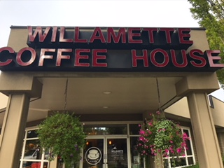 Local coffee shop stirs the pot