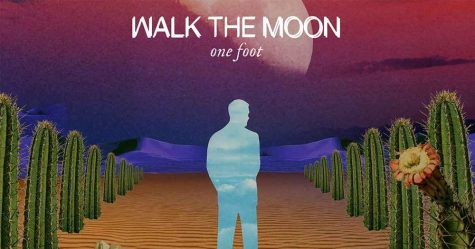 "Walk The Moon is walking ""One Foot"" in front of the others with recent success of single drop"