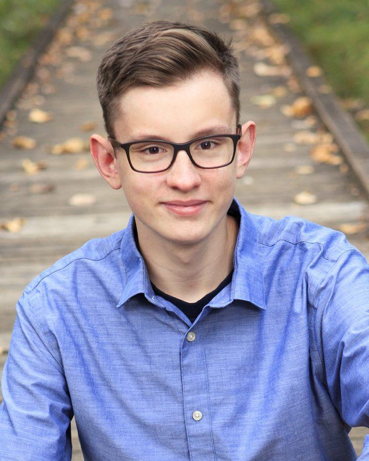 Joey's Senior Photos, West Linn High School, 2018 Graduate