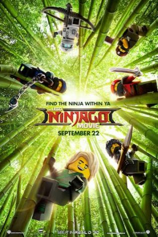 """The Lego Ninjago Movie"" inspires people to be better"
