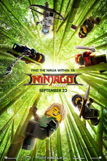 The Lego Ninjago Movie inspires people to be better