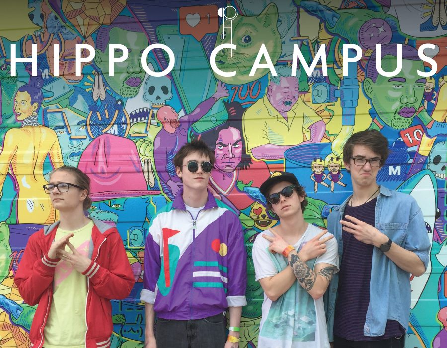 Hippo Campus Concert - You Won't Want to Miss It