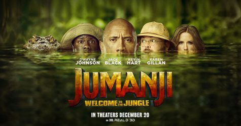 Welcome to the New Jumanji