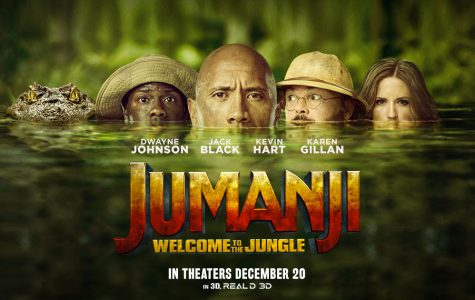 Welcome to the New Jumanji