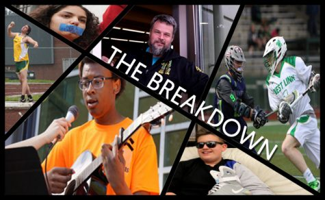The Breakdown - April 2018