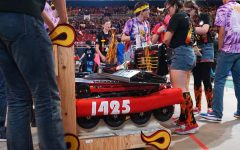 Flashback: Robotics team competes at 2016 World Championship
