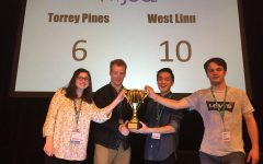 Quiz Bowl team takes home national trophy