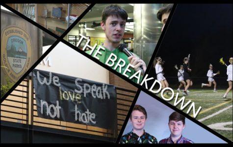 The Breakdown – May 2018