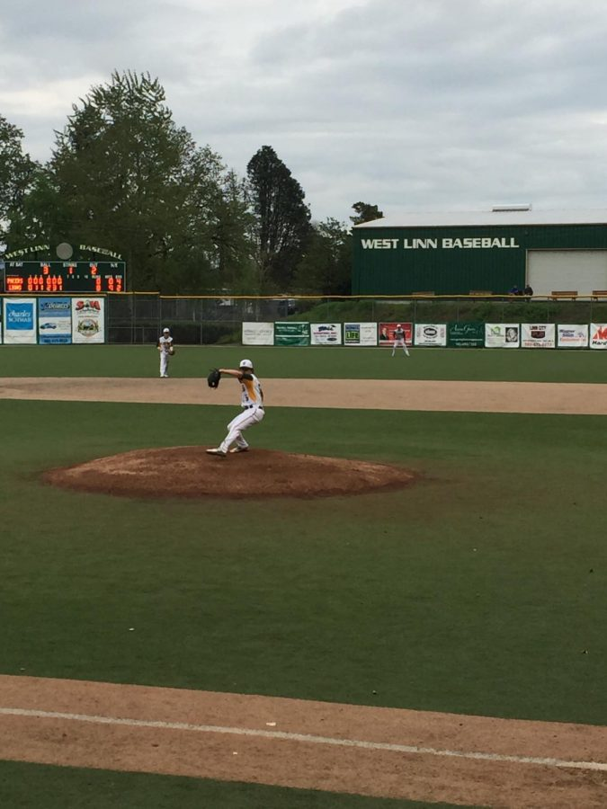 Zach Anderson delivers a pitch in the seventh inning of his no-hitter.