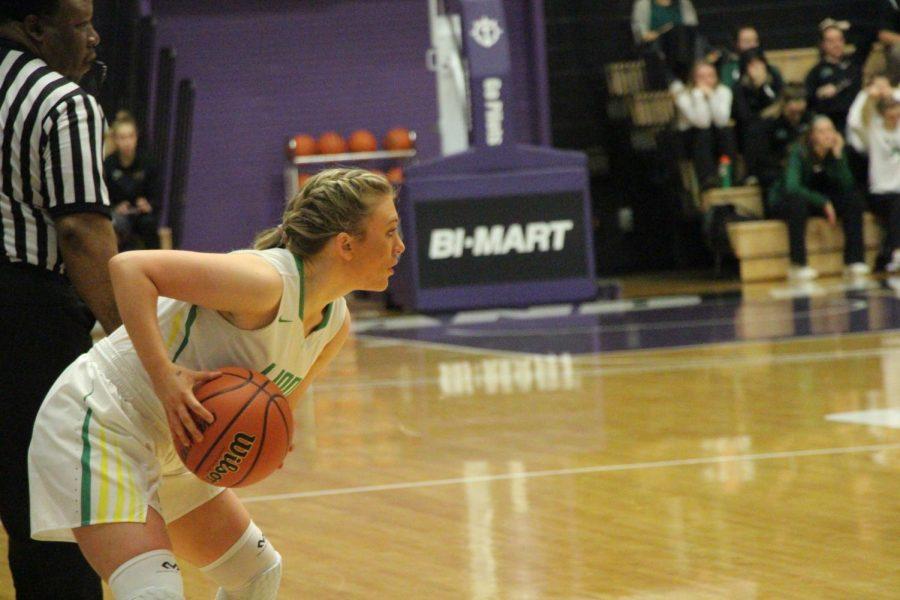Girls basketball makes school history
