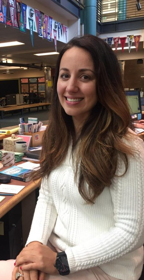 Meet the newest addition to our librarian staff: Megan Dobson