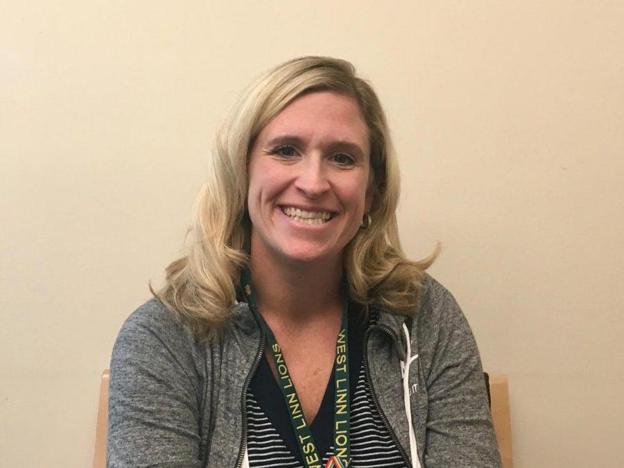 Vice Principal Anya Hershberger