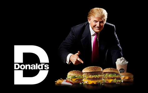 Satire: Trump buys McDonald's, renames it 'Donald's'