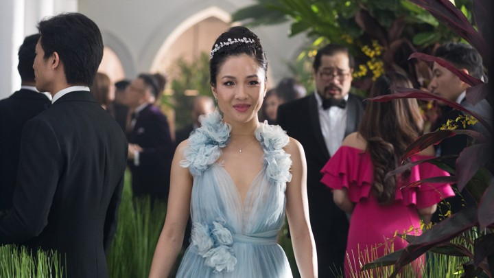 Constance Wu in