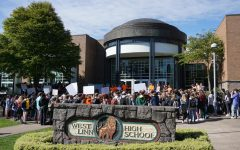 'We just felt like we needed a change': protest organized for health curriculum