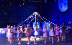 Maypole dance to feature first female escort