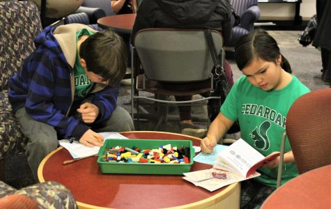 Kids and teens had the opportunity to participate in a variety of Harry Potter related classes and activities.