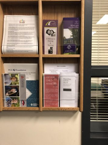 In the counseling office, you can find the pamphlets made by the Feminist Club. It includes  information involving legal rights, consent, and resources.