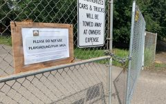 Oppenlander Fields, a West Linn park, remains shutdown due to COVID-19.