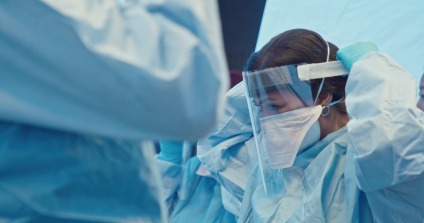 In+the+%E2%80%9CPandemic%E2%80%9D+docuseries%2C+it+mainly+focuses+on+the+doctors+and+scientists+in+very+close+proximity+to+the+virus.+The+series+is+now+streaming+on+Netflix.+%0A