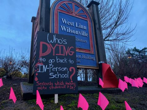 "After months of distance learning, West Linn students remain divided over whether they want to return, according to a recent Instagram poll posted by @wlhsnow. In Wilsonville, however, the issue is much less divisive according to Kinsley Dart, a sophomore at Wilsonville High School. ""Here everyone wants to go back, there"