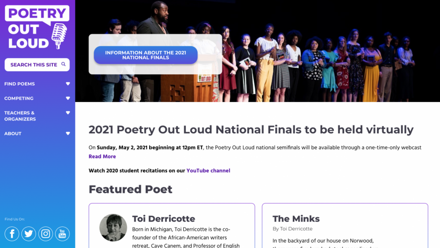 WLHS+student+competes+at+state+for+Poetry+Out+Loud