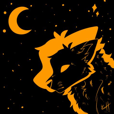 Moonlight-original digital artwork by Chloe Hatler